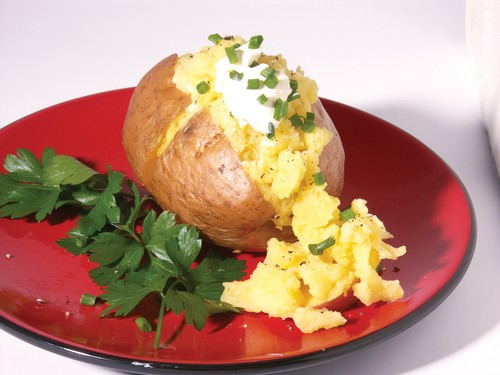 Red Jackets Baked Potato Brunch